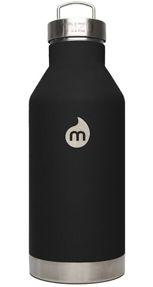 MIZU V6 Insulated Bottle 600 ml ST Black